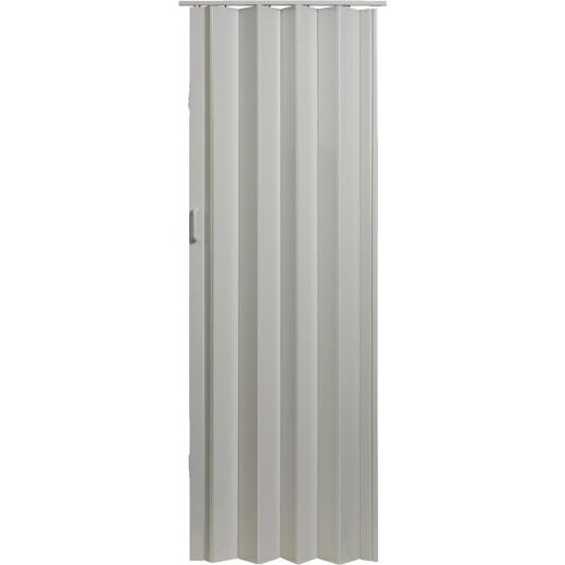 Spectrum Oakmont 48 In. W. x 80 In. H. White Accordion Folding Door