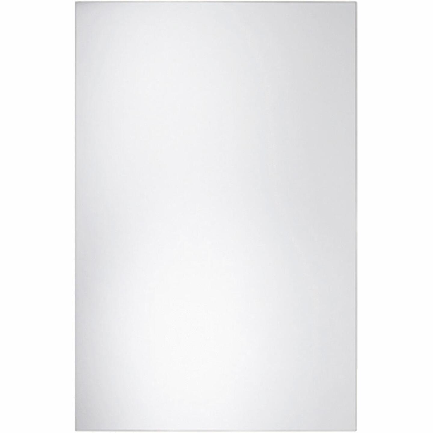 Erias Home Design 36 In. W. x 42 In. H. Frameless Polished Edge Wall Mirror Image 1