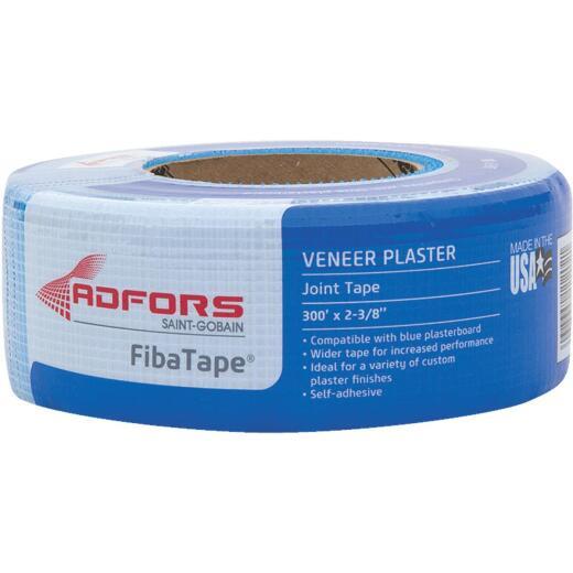 FibaTape Veneer Plaster 2-3/8 In. x 300 Ft. Blue Joint Drywall Tape