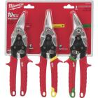 Milwaukee Aviation Snip Set (3 Piece) Image 1