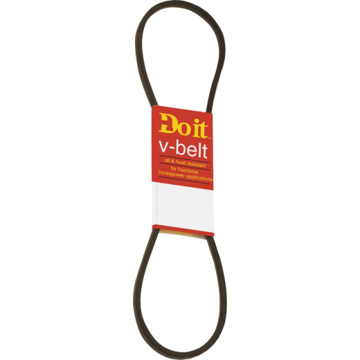 Do it 95 In. L x 1/2 In. W A-Pulley V-Belt