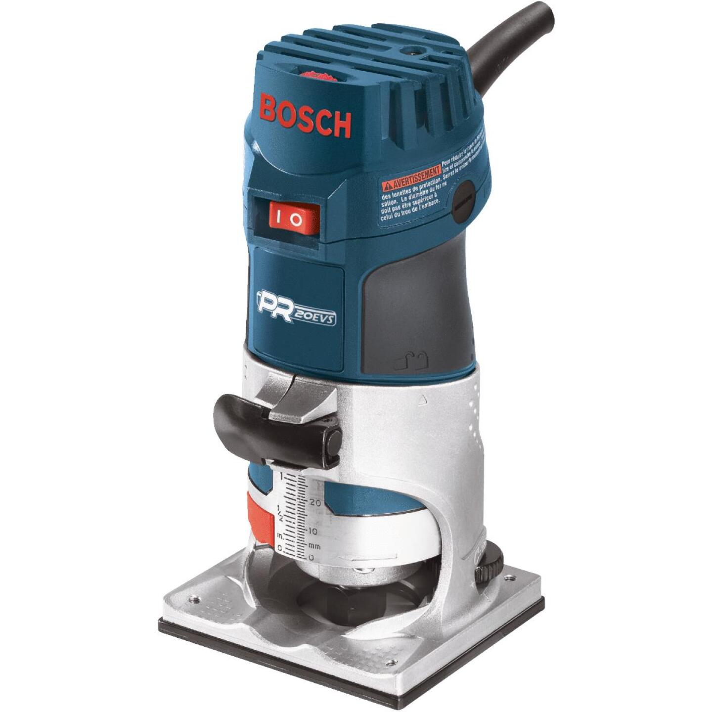 Bosch 1 HP/5.6A 16,000 to 35,000 rpm Router Image 1