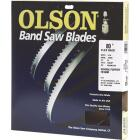 Olson 80 In. x 3/8 In. 4 TPI Skip Flex Back Band Saw Blade Image 1