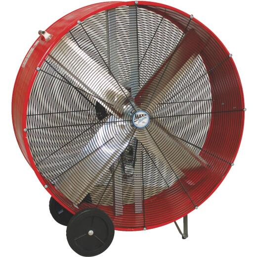 Ventamatic Maxx Air 48 In. 2-Speed Belt Driven Industrial Drum Fan