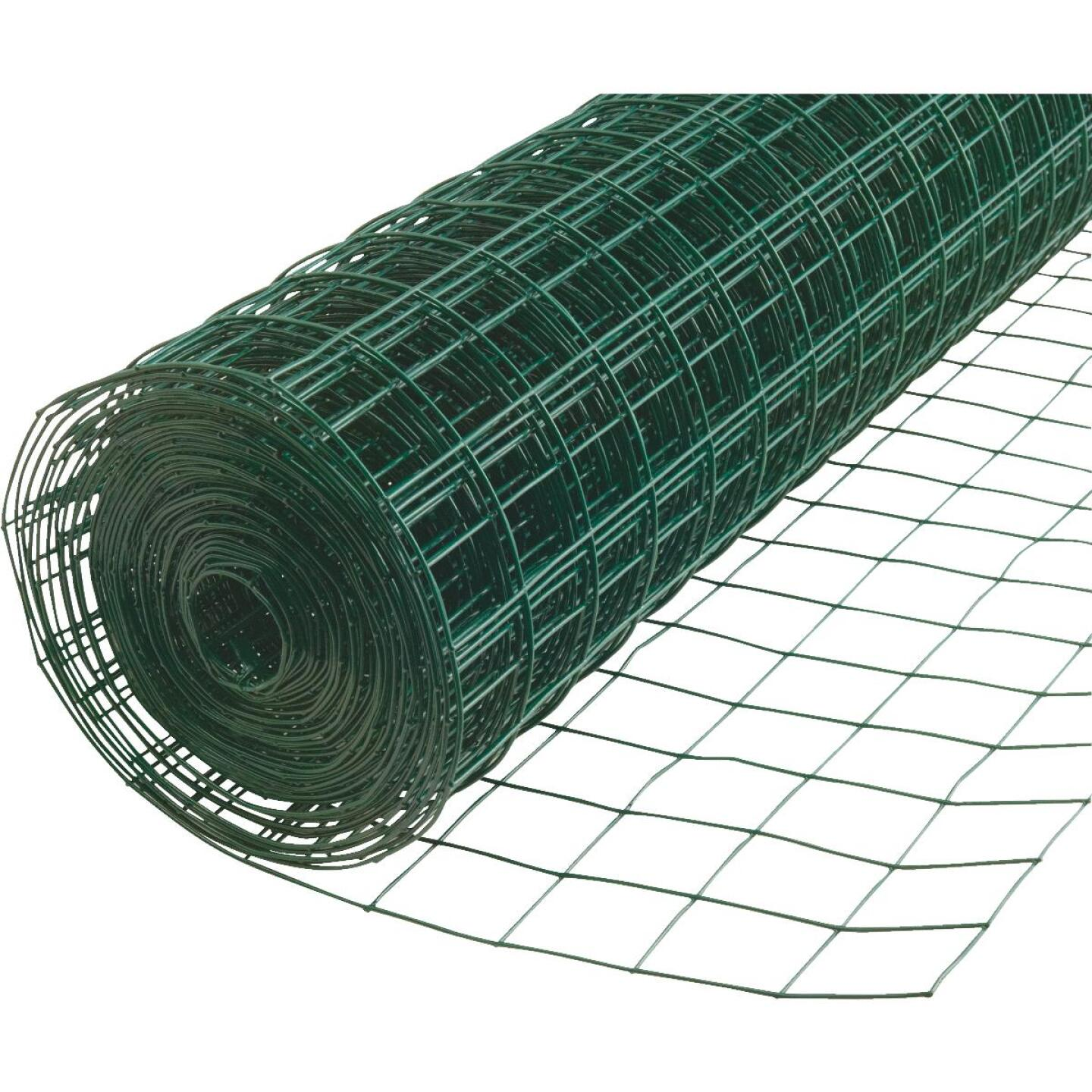 Do it 48 In. x 50 Ft. (2x4) Vinyl-Coated Galvanized Welded Wire Fence Image 1