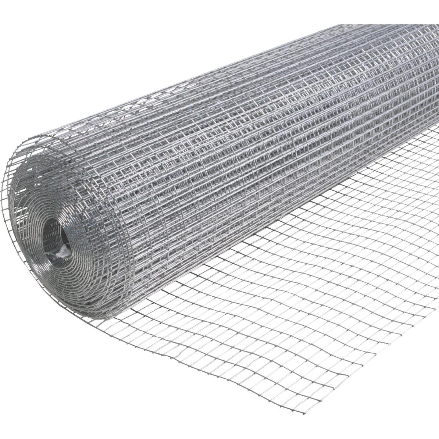 Do it Utility 48 In. H. x 25 Ft. L. (1x1/2) Galvanized Welded Wire Fence Image 1
