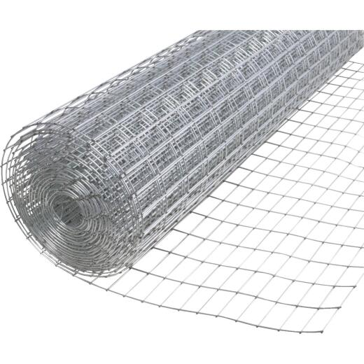 Do it Utility 36 In. H. x 25 Ft. L. (1x2) Galvanized Welded Wire Fence