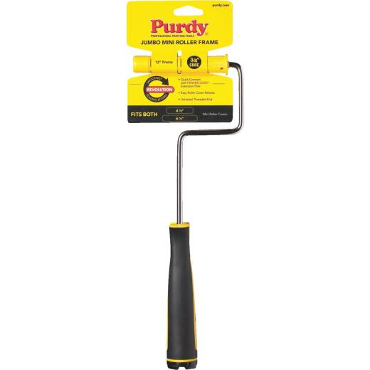 Purdy 4-1/2 In. To 6-1/2 In. Mini Threaded Roller Frame