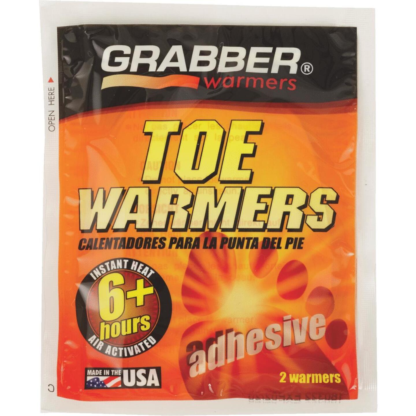 Grabber Ones Size Fits All Toe Warmer Image 2